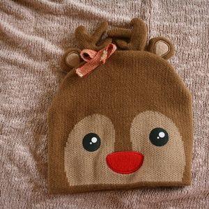 Reindeer Christmas hat
